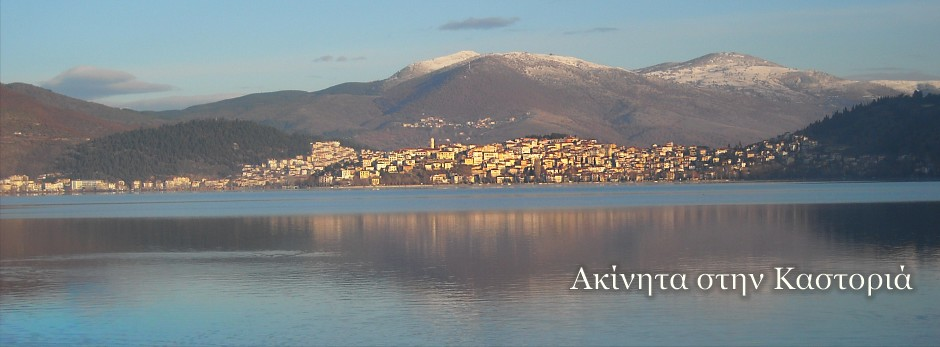 Houses in Kastoria - House and Land - Kastoria Real Estate